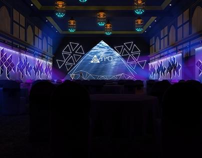 YPO Stage Design
