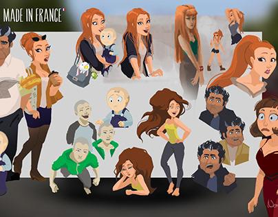 Animation et Storyboard