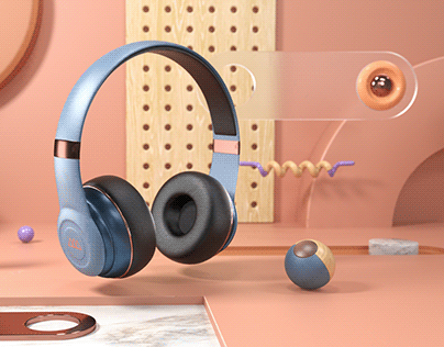 SOMOS 3D Headphone Ad