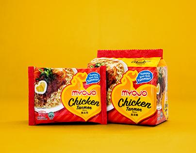Myojo Instant Noodle - RePackage