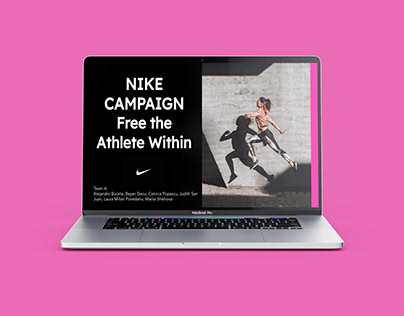 2020 D&AD New Blood Awards | NikePlus Campaign