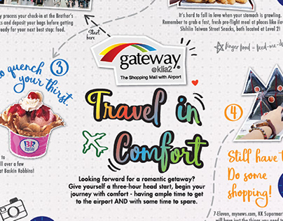 Press Ad - Travel In Comfort