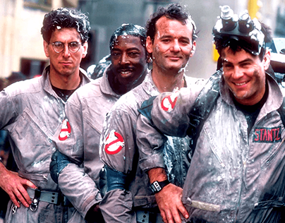SONY   Ghostbusters   Social Campaign