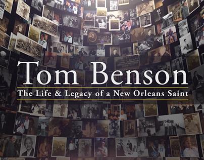 Tom Benson Doc Graphics Package