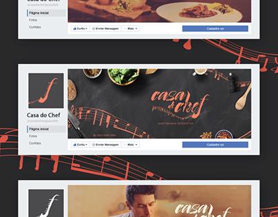 Facebook Header - Casa do Chef