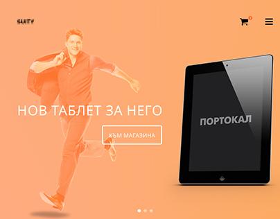 Mobile Shop project*