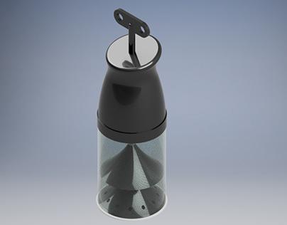 DISE2306_Exprimidor de limones • Product design