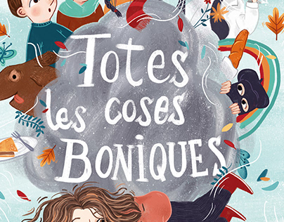 Totes les coses boniques Illustrated book