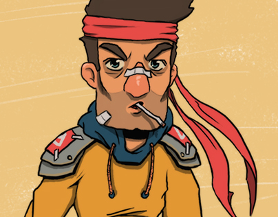 Star Scrap Character