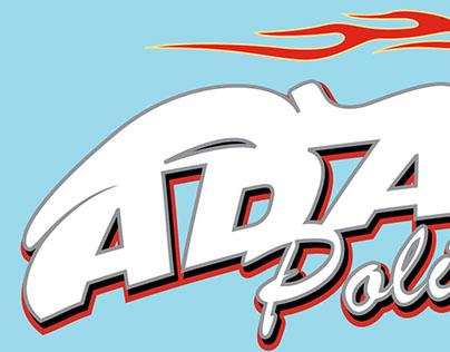 Adam's Polishes Logo Design Proposal