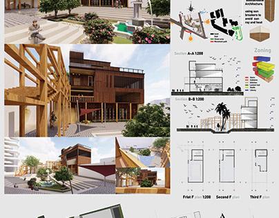 RENOVATION OF ART BUILDING FINE ARTS
