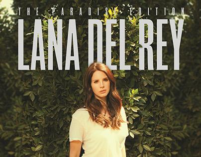 Lana Del Rey Album|Single Covers