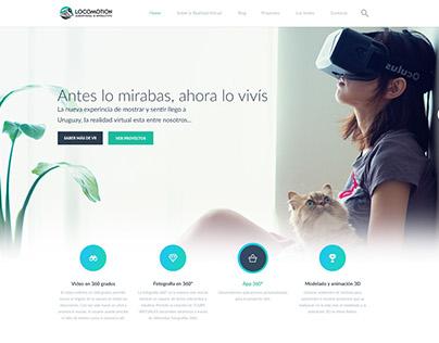 Locomotion 360 - realidad virtual