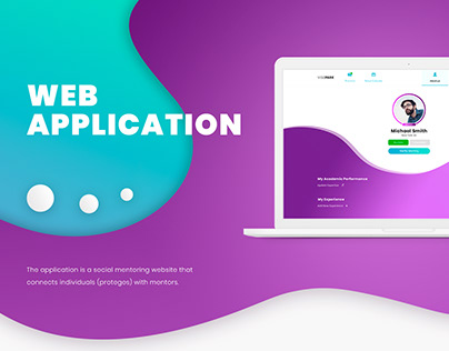 Web Application for Education Project