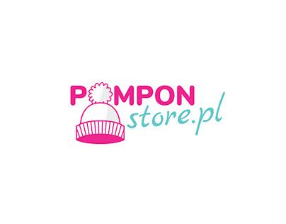 Logo pompon-store.pl