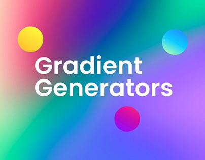 10 Best Gradient Generators