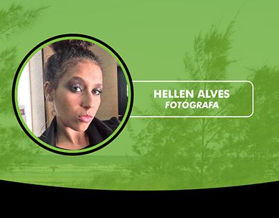 Cartão interativo Helen Alves