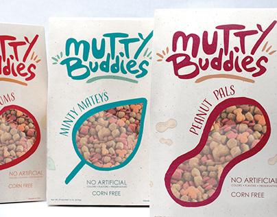 Dog Treat Packaging - Mutty Buddies