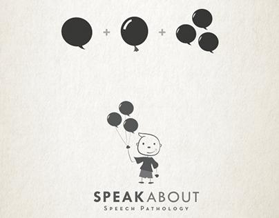 Speak About - Brand Identity
