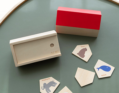 Mini Zoo Memory Game