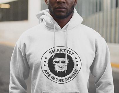 Smartest Ape in the jungle