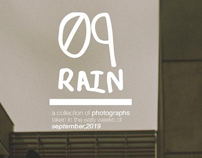 september rain.