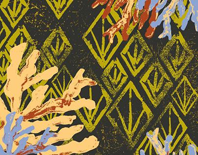 Textile Design - Boutique Miami Hotel