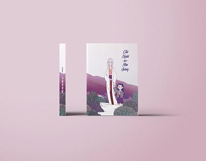 Chờ Người qua Màn Sương - Book Cover Design