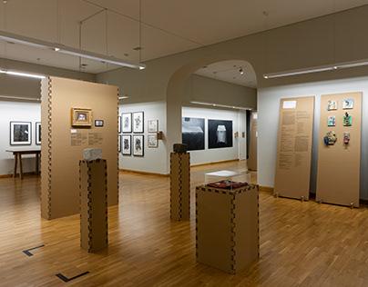 In pursuit of Paris – Exhibition architecture