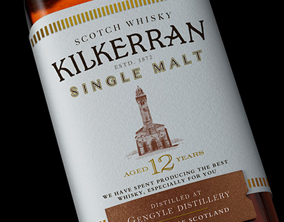 Kilkerran Scotch Whisky