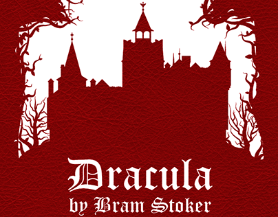 "Negative Space - ""Dracula"""