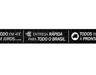 Banner Informações E-commerce