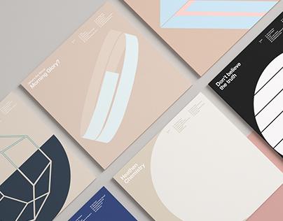 Oasis - Graphic Album Covers