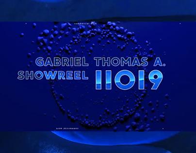 2019 Showreel -