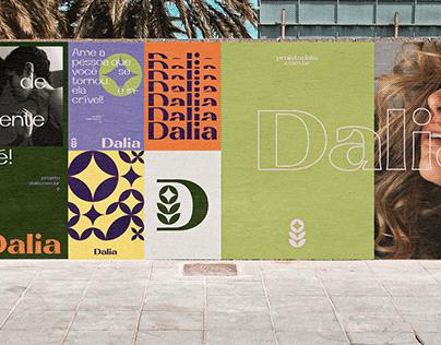 Dalia - Visual Identity