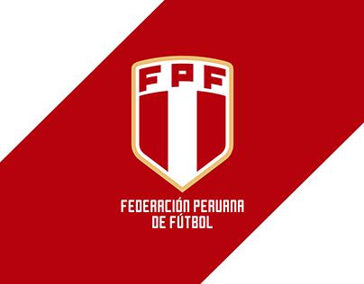 Federación Peruana de Fútbol - Redesign
