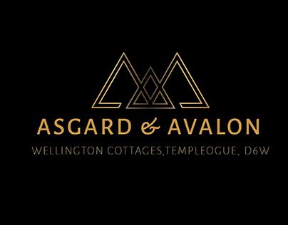 Asgard & Avalon Logo