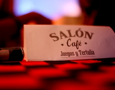 Salon Café / Video Spot