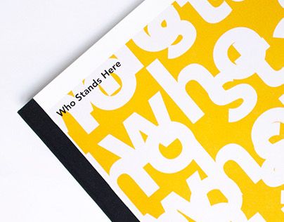 'Who Stands Here' Collection of Design Manifestos