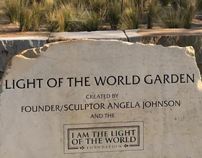 Lighting Design for Sculpture Garden Installation