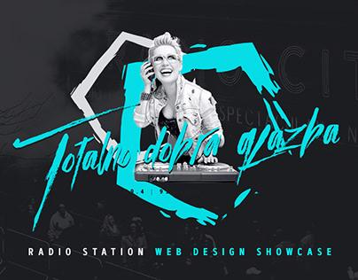 Radio Sisak Website Showcase