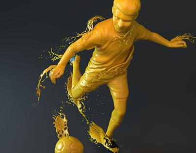 Liquid Football
