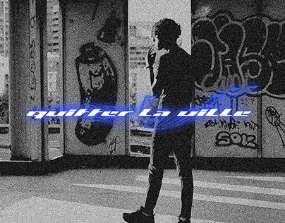 RAMBA / Quitter la Ville – Clip Artwork