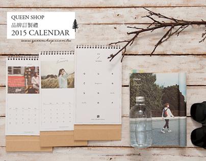 桌曆設計 Brand Calendar Design