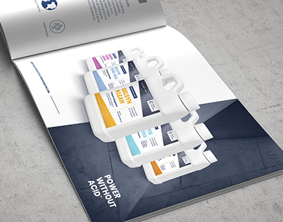 Product Catalogue & Label Design // Belsyn Solutions