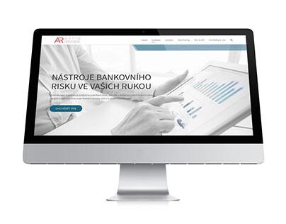 CREDITRISK Web design