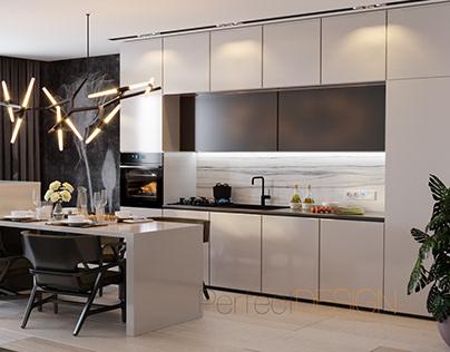 kuchnia, kitchen 02'2020