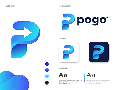 Pogo Logo Design