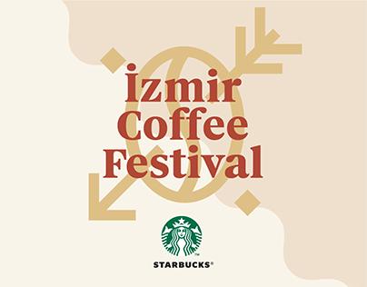 Starbucks - İzmir Coffee Festival