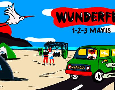 Illustration for Wunderfest